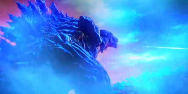 Godzilla Anime Trailer,The Wrath Of The King Of Monsters is Unleashed