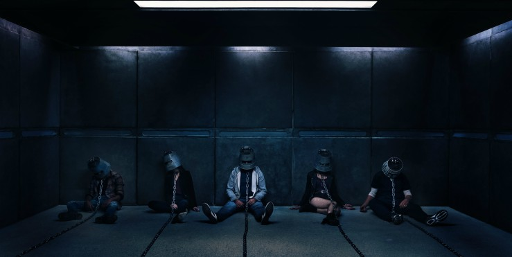 Ready To Play A Game 'Bucket Heads' In New Jigsaw Clip?