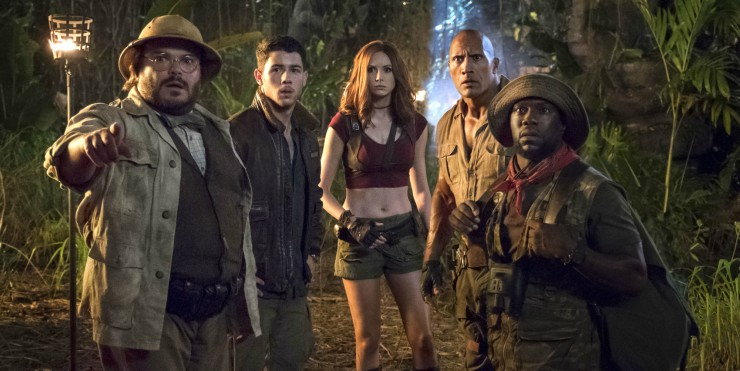 New Jumanji: Welcome To The Jungle Featurette Teases Original Movie Connections