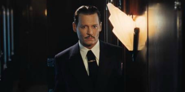 """Shut It Johnny!"" – Watch New Murder On The Orient Express Clip"