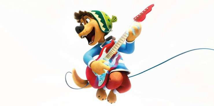 Rock Dog Animation Feature