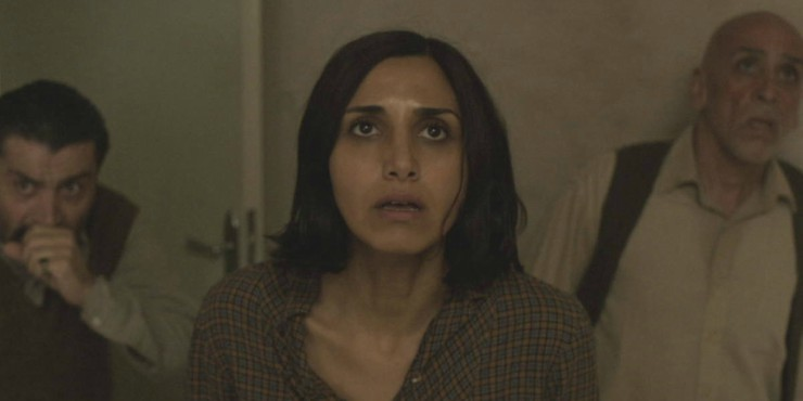 31 Days of Horror (Day15) : 'Under the Shadow' (2016)