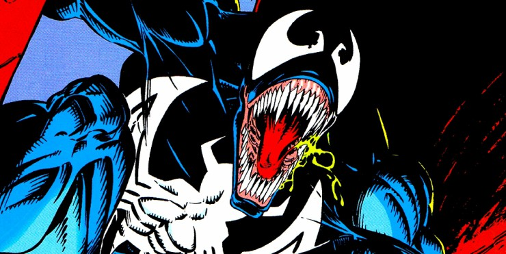 Tom Hardy's Venom is a performance capture role, reveals Andy Serkis