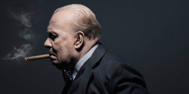 New Darkest Hour Character Posters Revealed!