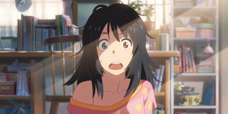 Win Critically Acclaimed Anime Your Name On DVD