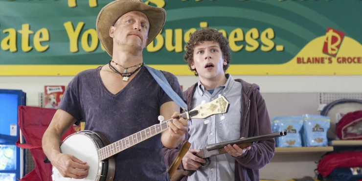 31 Days Of Horror (Day 4) – Zombieland (2009)
