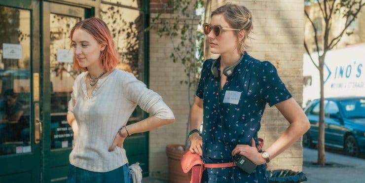 In Greta Gerwig's Lady Bird UK Trailer, Saoirse Ronan Is A Rebel With A Heart
