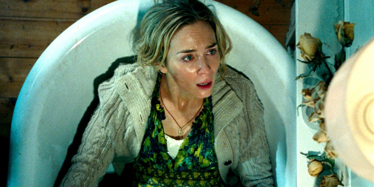 In A Quiet Place First Trailer Keep 'Silent' Or Emily Blunt May Die!