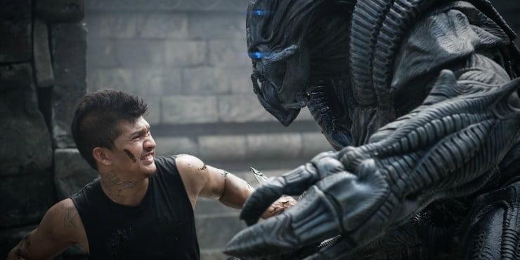 Beyond Skyline's Iko Uwais & Martial Artists in Sci-Fi