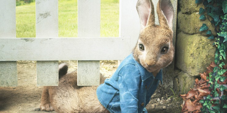 Bringing The World of Peter Rabbit to the Big Screen Teased In New Promo