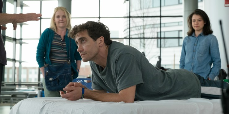 Watch New Emotional Clips For Stronger Starring Jake Gyllenhaal