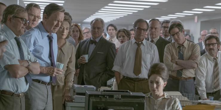 In The Post First Trailer Tom Hanks And Meryl Streep Versus The Government