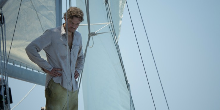 Colin Firth Sails In Disaster In The Mercy First Trailer