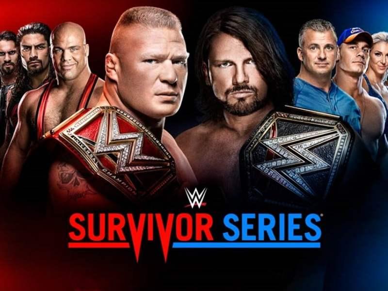 WWE Survivor Series 2017 Review