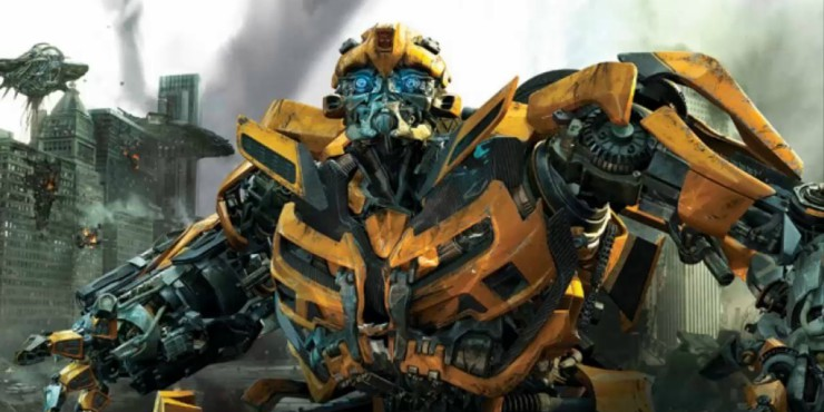 First Look At Bumblebee Transformers Spin-Off