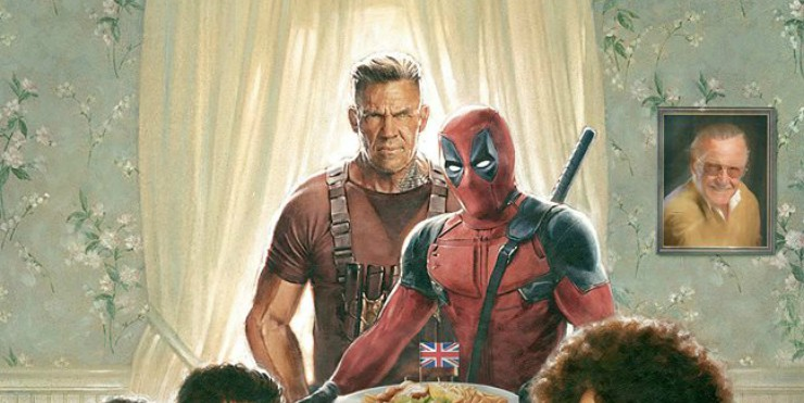 Deapool 2 New Poster Teases 'Second Coming' And Cable