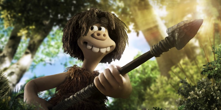 New Early Man Trailer Watch The Misfits Of The Stone Age
