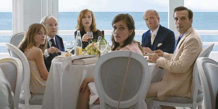 DVD Review – Happy End (2017)