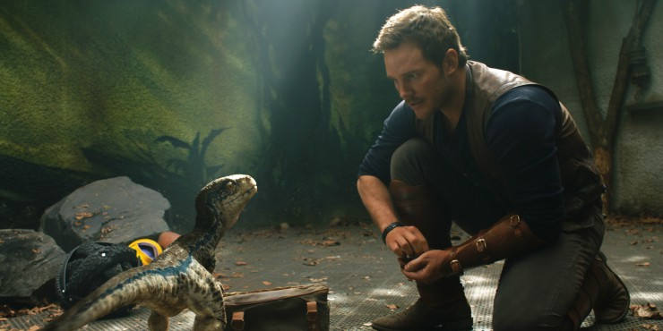 Jurassic World: Fallen Kingdom First Trailer Has Arrived!