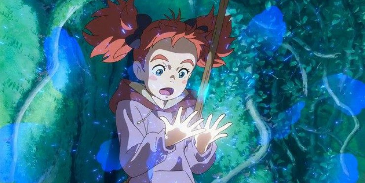 Mary And The Witch's Flower UK Trailer Fills That Studio Ghibli Gap We Miss