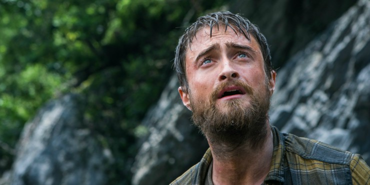 Win Jungle Starring Daniel Radcliffe On DVD