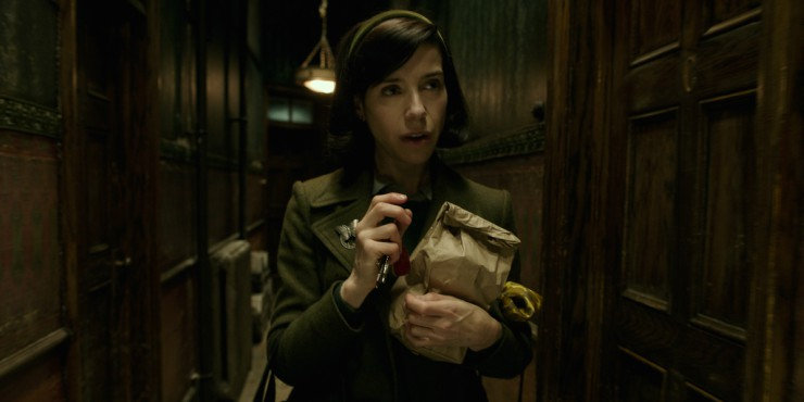 Shape Of Water Leads The Line In 2018 BAFTA Nominations
