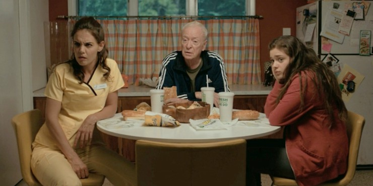 Dear Dictator Trailer Michael Caine Is The Dictator With A Penpal