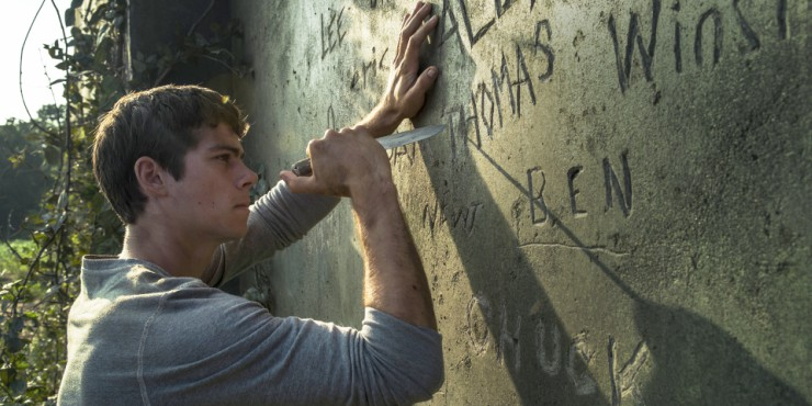 New Maze Runner: The Death Cure Featurette Goes Behind The Scenes With Thomas