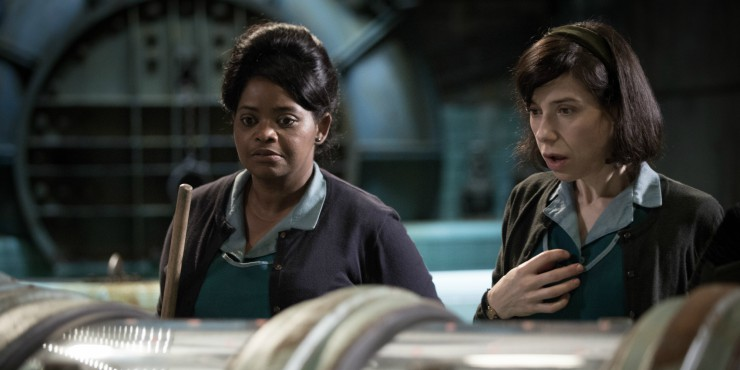 13 Is The Lucky Number For The Shape Of Water In Oscar Nominations