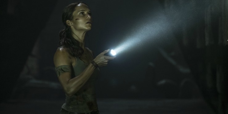Lara Croft Is A Survivor In New Tomb Raider Trailer, She Knows Her Destiny
