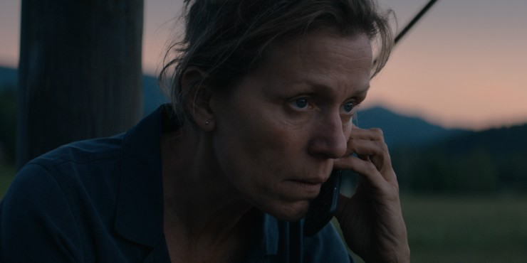 New Clips For Three Billboards Outside Ebbing, Missouri