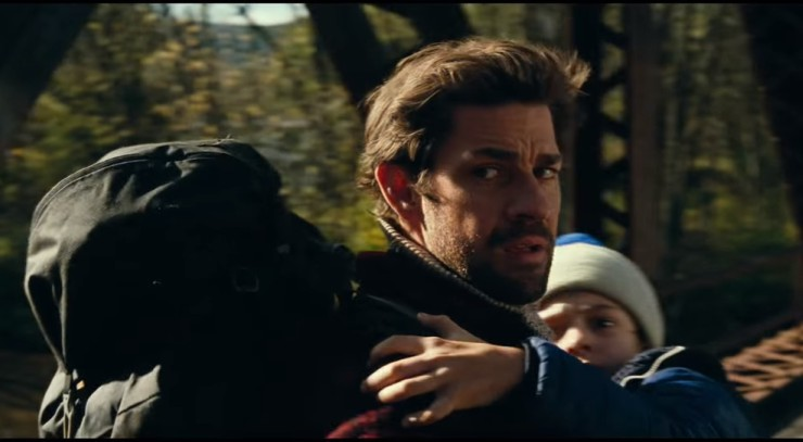 Silence Is Survival In New A Quiet Place TV Spot
