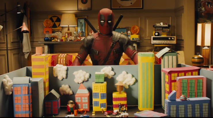 Deadpool, Meet Cable In New Deadpool 2 Trailer