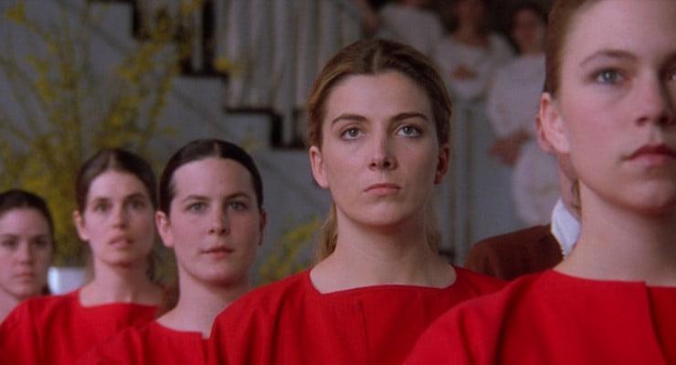 Win The Handmaid's Tale (1990) On Blu-ray