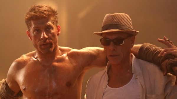 Win Signed Copy Of 'KICKBOXER: RETALIATION' On DVD