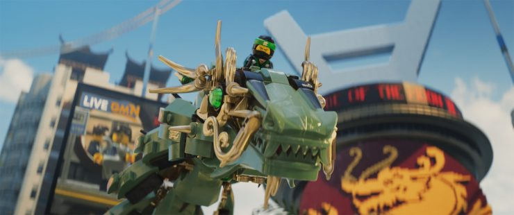 Blu-Ray Review – The Lego Ninjago Movie