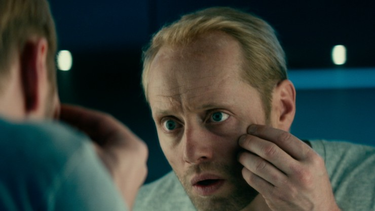 The Cloverfield Paradox Clip What's Going On With Askel Hennie's Eye?!