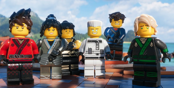 "WIN ""THE LEGO® NINJAGO® MOVIE"" ON DVD"
