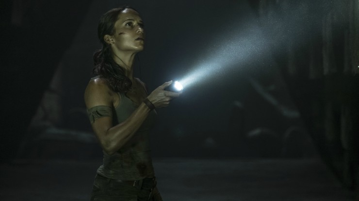 Film Review – Tomb Raider (2018)