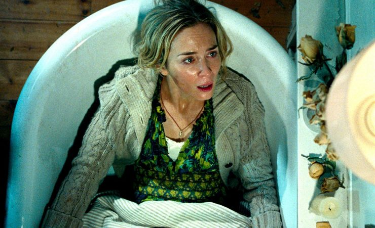 Emily Blunt Faces Her Fears In A Quiet Place New Featurette