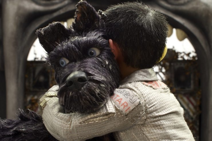 GFF18 Review – Isle Of Dogs UK Premiere