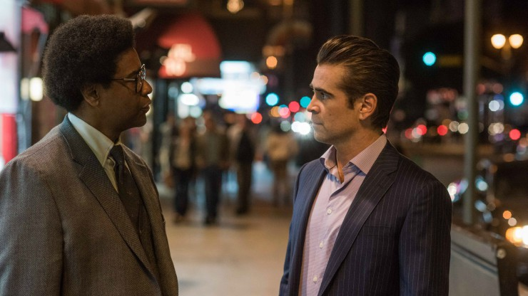 Watch New Clips For Roman J. Israel, ESQ. Starring Denzil Washington