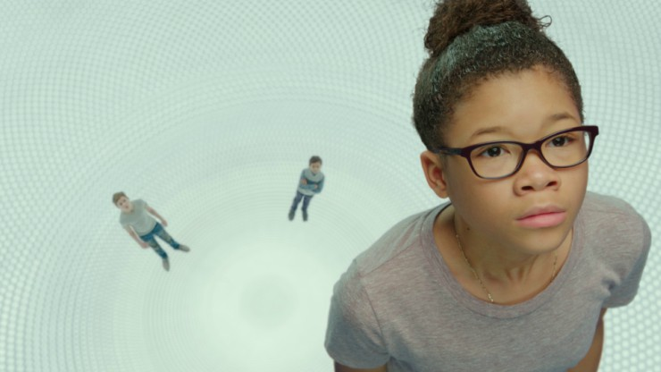 Film Review –  A Wrinkle In Time (2018)