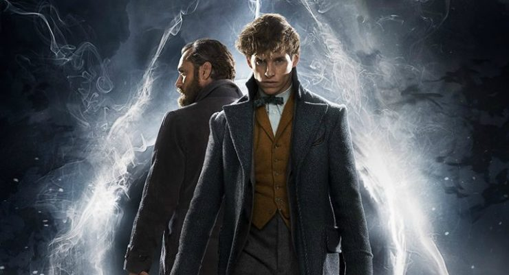 In Fantastic Beasts: The Crimes of Grindelwald Trailer, Meet Dumbledore