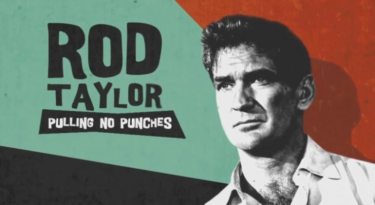2018 Glasgow Film Festival Review – Rod Taylor: Pulling No Punches