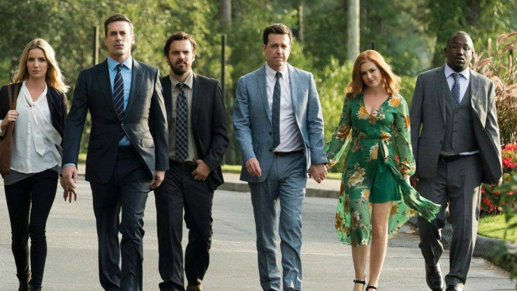 Jeremy Renner isn't 'It', They Are! Watch Trailer For TAG