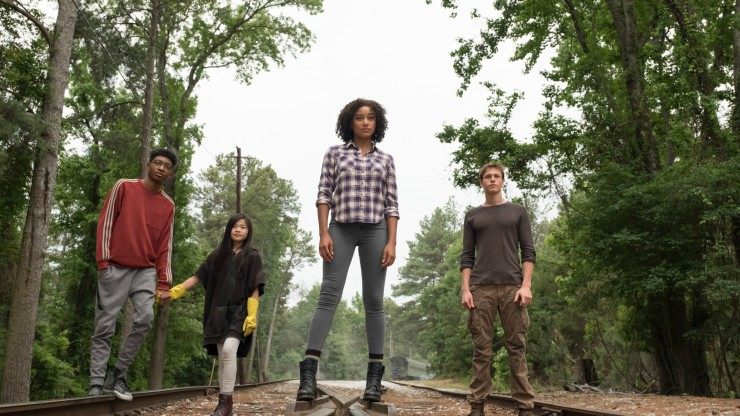 The Youth Take Back Power In The Darkest Minds Trailer