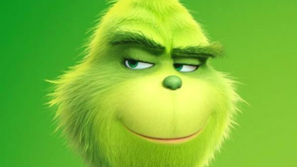 The Grinch Gets A Doggy Poster, First Trailer Coming Soon!