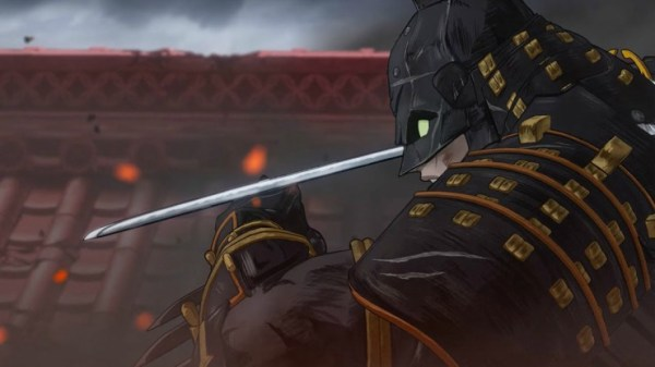 Why Is Batman Ninja Set In Feudal Japan?