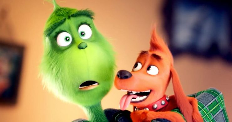 First Trailer For 'The Grinch' Animated Film Debuts Online!